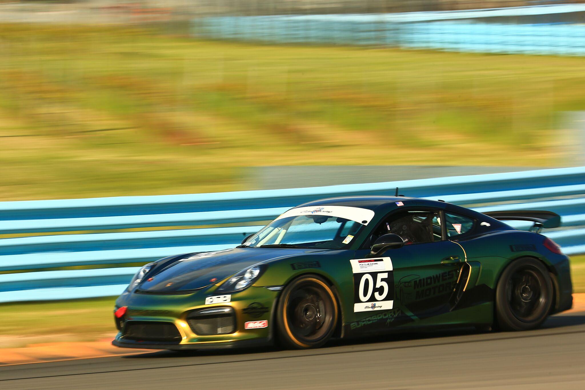 Luxury Car Dealer Praises Porsche In Both Racing And Business - Porsche club racing