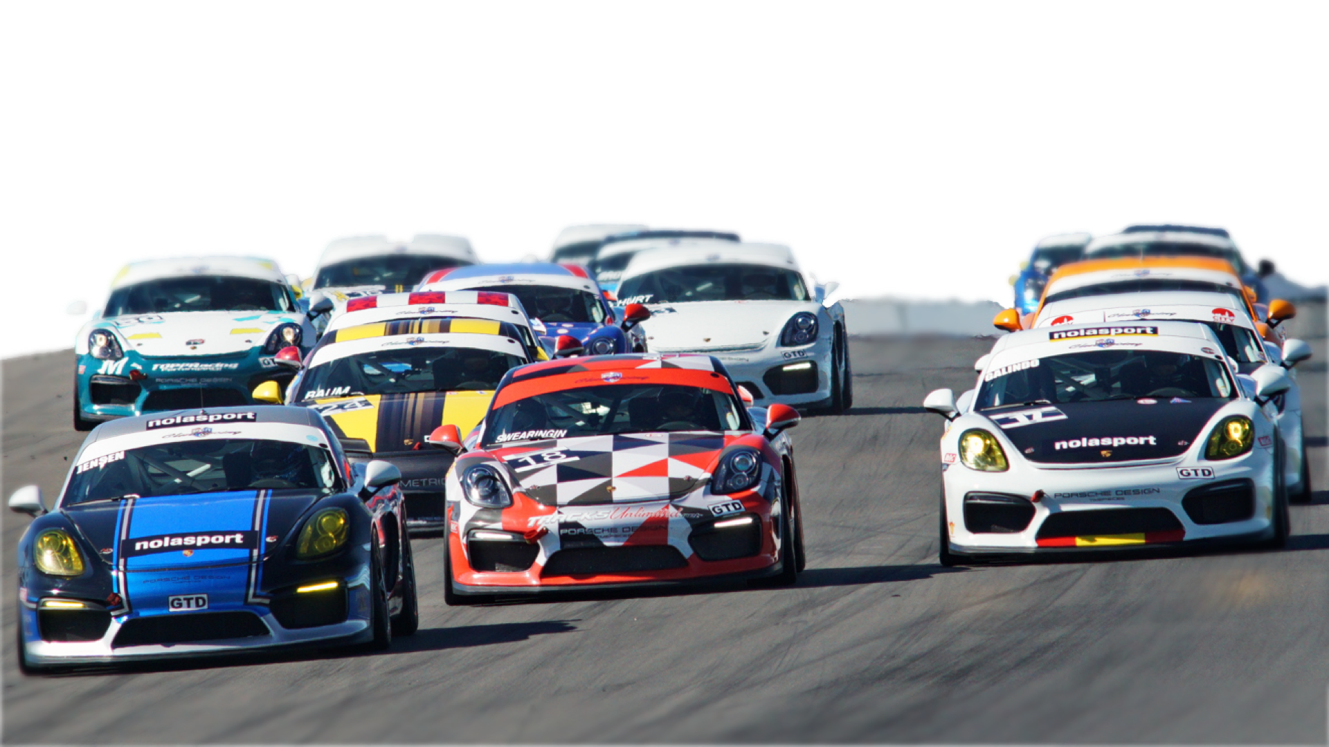 PCA Club Racing Trophy East Series Features New Cars Format For - Porsche club racing